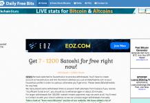 Kiếm Bitcoin miễn phí trên trangDailyfreebits