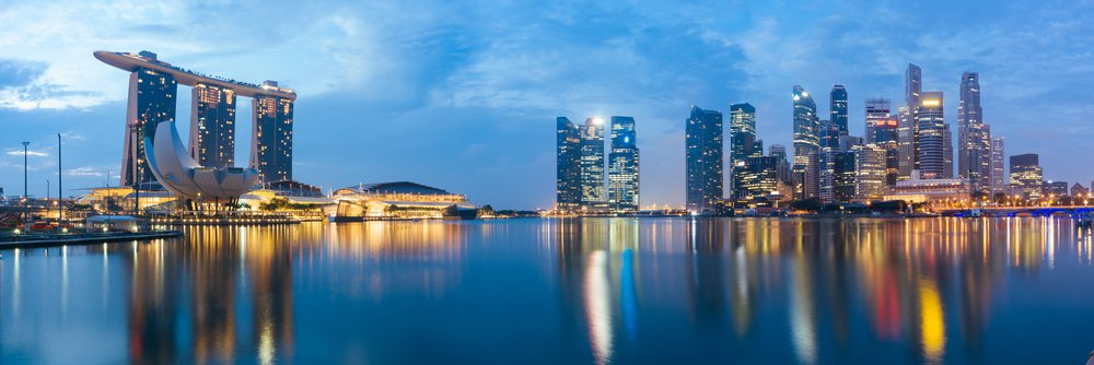 singapo1 - Singapore sẽ không cấm tiền ảo