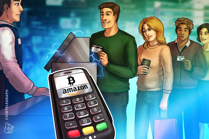 Amazon có kế hoạch chấp nhận thanh toán bằng Bitcoin trong năm nay